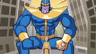 Thanos VS ∞
