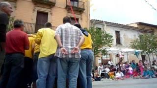 preview picture of video 'Colla d'en Ton, Mataró-Festa Major de Viladrau 2009'