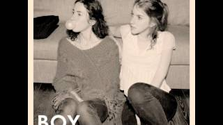 12   July - Boy   Mutual Friends