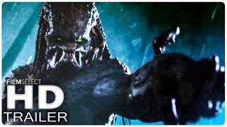 THE PREDATOR Final Trailer (2018)