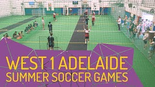 WEST 1 Adelaide Summer Soccer Games