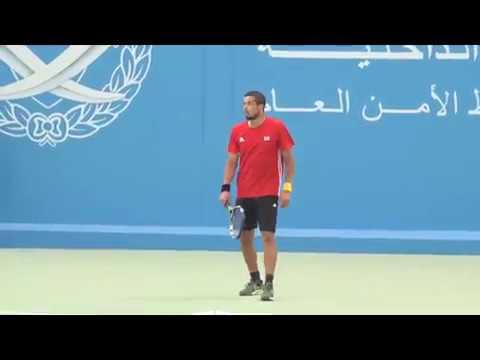 برومو الحلقة الرابعة لبطولة وزير الداخلية للتنس 28/3/2019
