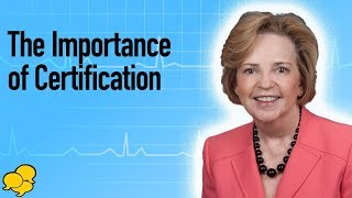 View the video Your Path to Certification: Conversation with Karen Kesten, DNP, APRN