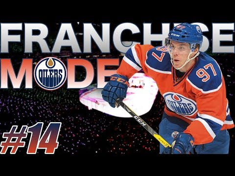 "NHL 19 Franchise Mode - Edmonton Oilers #14 ""DRAFT - We Are the Future"""