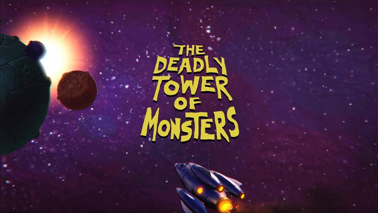 [Random Stream] The Deadly Tower of Monsters