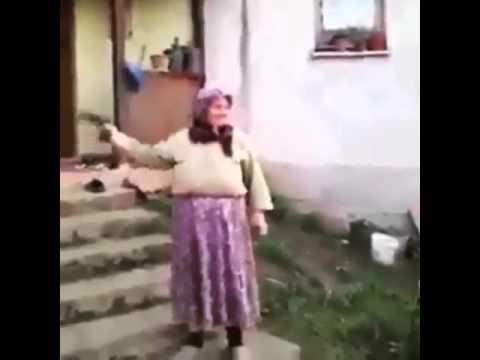 Дерзкая бабуля