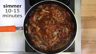 5 Ingredient Black Bean And Salsa Soup