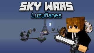 PARIS MON AMOUR! - SkyWars - [LuzuGames]