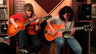 A Tribute to Mark Knopfler - Sultans Of Swing - Performed by Chelsea and Grace Constable