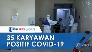 Ikuti Tes Massal, 35 Karyawan di RSUP Fatmawati Dikabarkan Positif Terinfeksi Covid-19