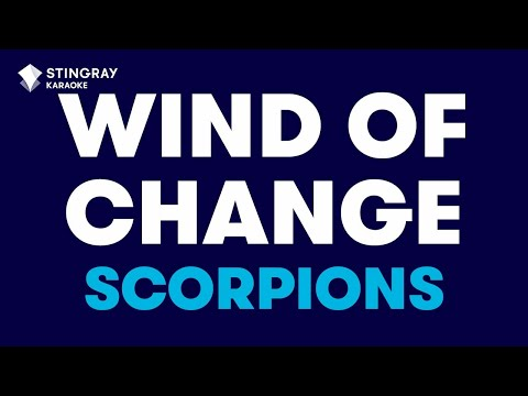 Wind Of Change In The Style Of Scorpions Karaoke Video With Lyrics No Lead Vocal