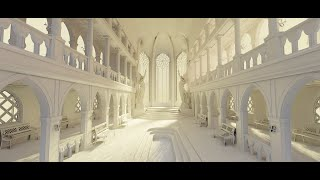 Modeling Gothic Architecture In Blender Part 1
