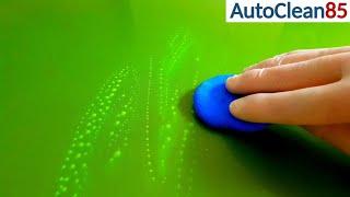 LACKKNETE RICHTIG ANWENDEN / Aurum NanoClay Set