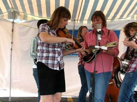 Bluegrass from Lawrence, Kansas band MAW