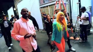 Nicki Minaj Ft Cassie   The Boys [Behind The Scenes]
