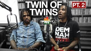 Twin of Twins talks corporate meddling in dancehall, need for reculturing in JA + comedian label