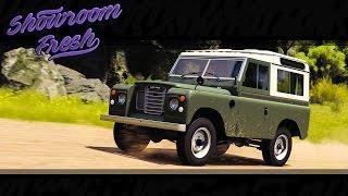 Forza Horizon 3 - 1972 Land Rover Series III