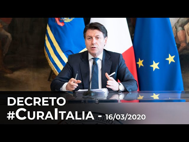 Video pronuncia di decreto in Italiano