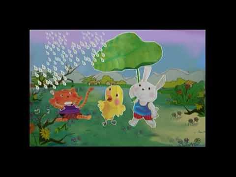 """Hoạt động LQVVH: Truyện """"Chiếc ô của Thỏ Trắng"""""""