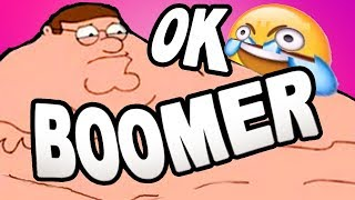"""Ok Boomer"" - The ultimate Insult"