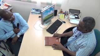 UAGF PROD - Emission Entretien - Marcel ALPHONSO - Guadeloupe 2014 - Eglise Adventiste du 7ème Jour