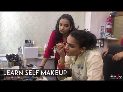 Learn Self Makeup Courses in Delhi   Look Cute & Confident ...