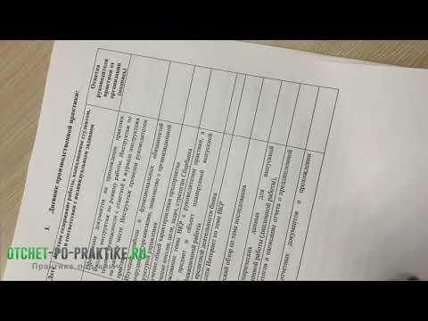 Пример учебной практики 4