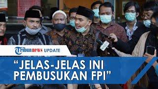 Polisi Temukan Atribut FPI di Rumah Terduga Teroris, Pengacara Rizieq Shihab Jelas Pembusukan FPI