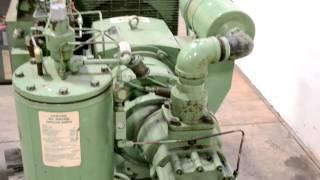 Sullair 30 HP Model 10-30 ACAC 24KT Rotary Screw Air Compressor