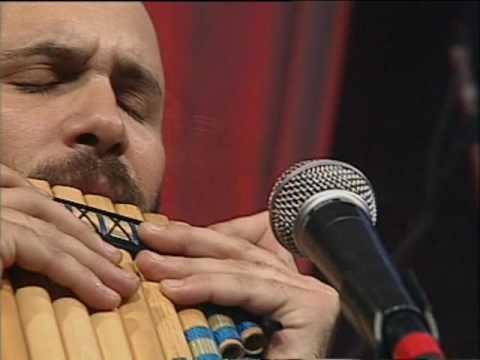 Arbolito video Saya del Yuyo - Escenario Alternativo - CM - 2008