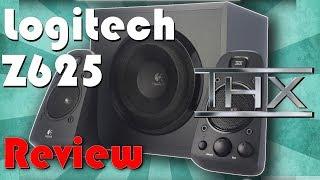 Im Test: Logitech Z625 2.1 Lautsprecher für Gaming, Fernsehen & Musik | Review