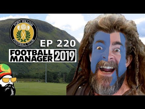 FM19 Fort William FC - The Challenge EP220 - Scottish Premiership - Football Manager 2019