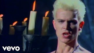 Billy Idol - White Wedding video