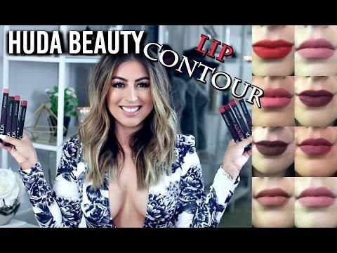 Lip Contour Matte Pencil by Huda Beauty #5