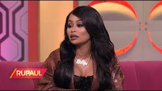 Blac Chyna Talks About Co Parenting With Rob Kardashian And Tyga