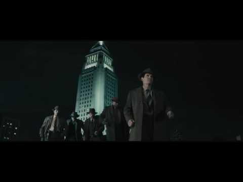 Трейлер фильма «Охотники на гангстеров»