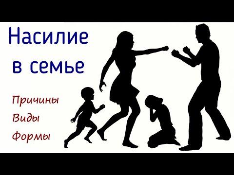 НАСИЛИЕ В СЕМЬЕ | Причины, виды, формы насилия над детьми | Проблема