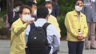 Coronavirus: Coreea de Sud îşi redeschide şcolile, graţie unui recul al epidemiei