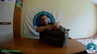 Сумка aquatic с 7 коробками fisherbox ск-14