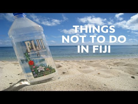 10 Things Not to Do in Fiji