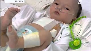 Шанс на новую жизнь подарили детям кардиохирурги
