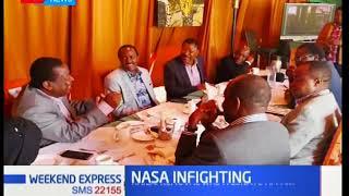 NASA infighting: Kalonzo,Mudavadi hold crisis meeting after Wetangula ouster