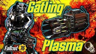 New GATLING PLASMA In Fallout 76 (Gatling Plasma Location)