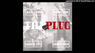 Ace Lord-The Plug Ft Moncler, Shordy Fye & Shorty Drew