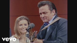 Johnny Cash & June Carter Cash – Jackson (Live at San Quentin 1969)