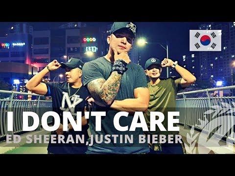I DON'T CARE by Ed Sheeran,Justin Bieber   Zumba   Pop   TML Crew Kramer Pastrana