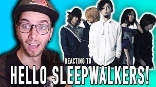REACTING TO HELLO SLEEPWALKERS!!!