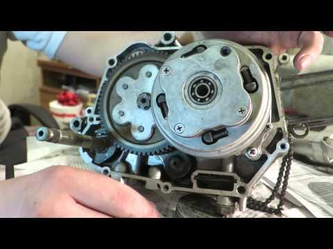 Переборка двигателя мопеда (Часть 1)