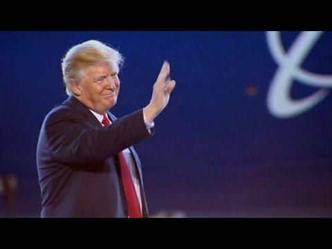 President Trump's full speech at Boeing