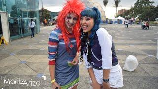 Annie McCausland llega con Adrenalina a Maloka Mundo Geek 0.5 - Maritza Ariza